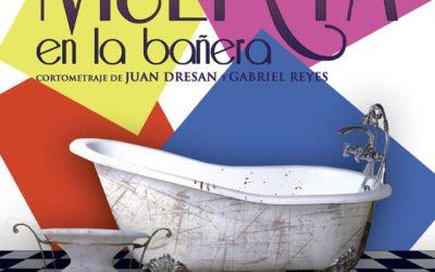 Muerta en la bañera, un corto de temática LGTB.