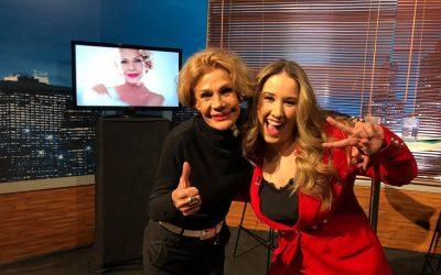 Viajamos desde Gran Vía hasta Broadway con Elena Bella en Déjate TV
