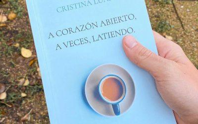 "Cristina Luna ""a corazón abierto"""