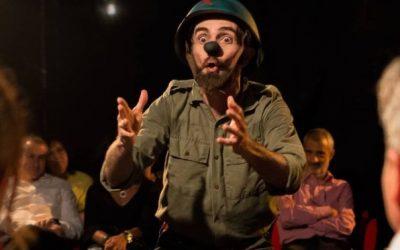 """José Manuel Mejorada """"Como atleta y actor he conseguido que mis compañeros corredores acudan al teatro"""""""