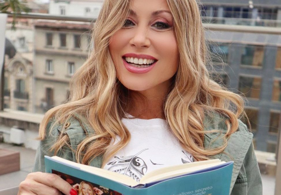 """Verónica Romero """"La portada de mi libro es una imagen que apareció en mis sueños"""""""
