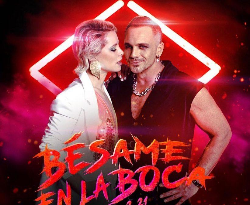 """Lorca: """"Ha sido idea de Soraya crear una nueva versión de Bésame en la boca"""""""